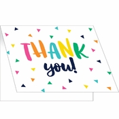 Fiesta Fun Grad Thank You Cards 48 ct