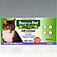 Drontal Allwormer for cats 4kg  8.8lbs (4 tabs pk)