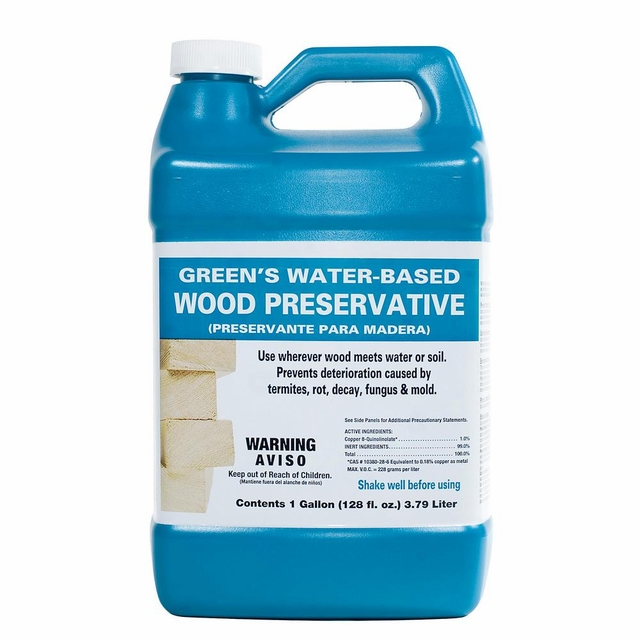 Green's Water-Based Wood Preservative 1 gallon