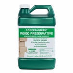 Copper Green Gallon Wood Preservative 30001
