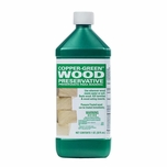 Copper Green Quart Wood Preservative 30004