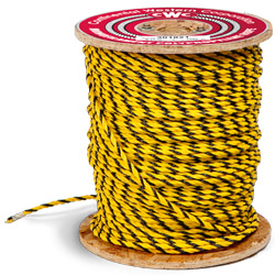 """Continental Western 1/2"""" x 600' 3 Strand Polypro Rope 301025"""