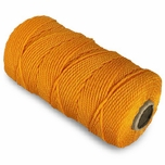 Continental Western Seine Twine Nylon Yellow 18 1050' 135141 (Pack of 6)