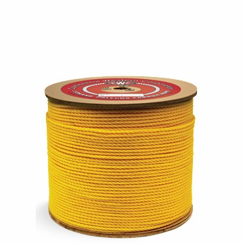 """Continental Western 3/8"""" x 2500' Utility - Conduit Pull Rope 304100"""