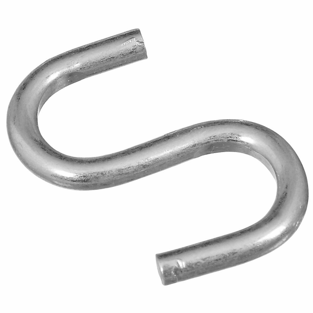 National  Open S Hook Heavy 1 121566 (Pack of 50)