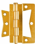 """National Surface Mounted Hinges 4"""" (2) 244822 (Pack of 5)"""