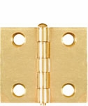 National Shutter Hinges (2) 134932 (Pack of 5)