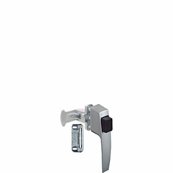 """National Pushbutton Latches 1-3/4"""" Hole Spacing 178400 (Pack of 3)"""