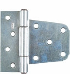 """National  Heavy Duty Gate Hinges 3-1/2"""" (2) 220137 (Pack of 5)"""