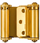 """National  Double-Acting Spring Hinge 3"""" 115303 (Pack of 2)"""