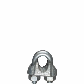 "National Wire Cable Clamp 5/16"" 248302 (Pack of 10)"