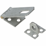 """National Safety Hasp w/ Brass Pin 2-1/2"""" 102723 (Pack of 5)"""