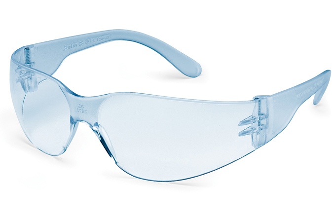 Gateway Safety StarLite SM Pacific Blue, Pacific Blue Lens Glasses 3676 (Pack of  10)