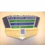 Bruske Blue Medium Bristle Buddy Broom (Pack of 12) 5605