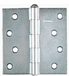 "National Removable Pin Broad Hinge 4"" 195677 (Pack of 5)"