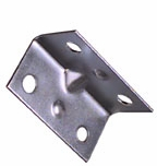 "National Corner Brace 1-1/2"" x 3/4"" 206920 (Pack of 5)"