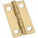 "National Narrow Hinge 1-1/2"" x 7/8"" (2) 211219 (Pack of 5)"
