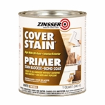 Zinser Cover Stain Primer Sealer Oil QT 03504