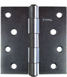 """National Non-Removable Pin Hinge 4"""" 261669 (Pack of 5)"""
