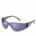 Gateway Safety StarLite SM Gray Temples, Blue Mirror Lens Glasses 369M (Pack of  10)
