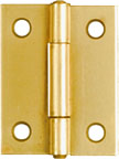 National Non-Removable Pin Hinges  2 (2) 146175 (Pack of 5)