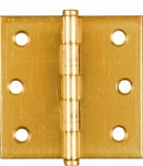 "National Cabinet Hinges Removable Pin 2-1/2"" (2) 149104 (Pack of 5)"