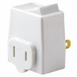 Leviton Plug In Switch White 1469-W
