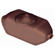 Leviton Dimmer In Line Brown 6250-3