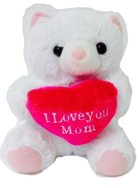 """#PCM1082, 4"""" MOTHER'S DAY BEAR - SOLD OUT"""