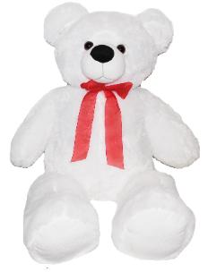 """#F103-1040W, 40"""" WHITE BEAR- FREE SHIPPING -sold out"""