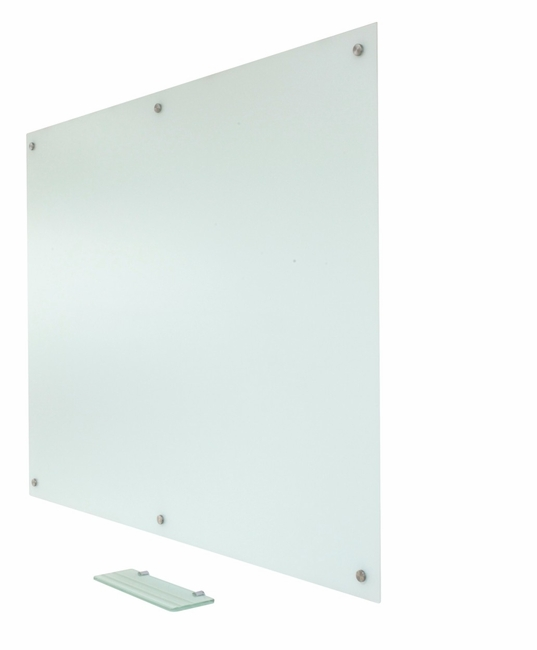 "Pegasus Projectionable-Magnetic Anti-Glare Glass Whiteboard 60"" x 48"" 
