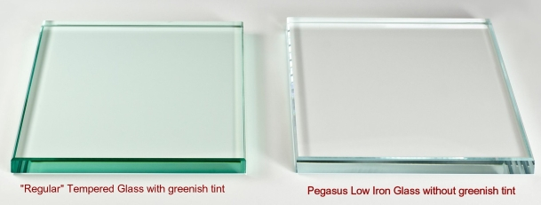 Low Iron Glass Specifications