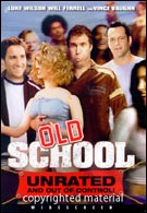 Old School Unrated DVD Widescreen