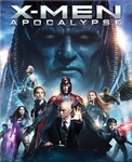 X-men: Apocalypse DVD