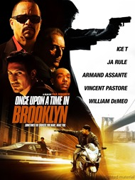 Once Upon A Time In Brooklyn DVD Movie