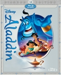 Aladdin: Diamond Edition Blu-ray Single Disc
