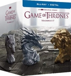 Game of Thrones: The Complete Seasons 1-7 Blu Ray