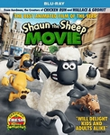 Shaun the Sheep Movie Blu-ray Single Disc
