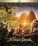 The Jungle Book DVD (2016)
