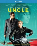 THE MAN FROM U.N.C.L.E Blu-ray Single Disc