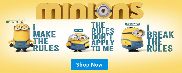 Minions Blu-ray Movie