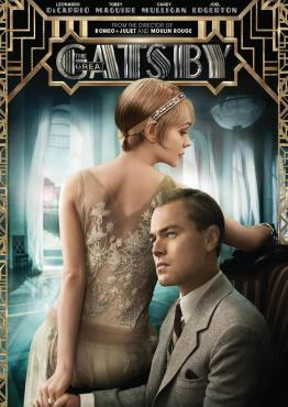 The Great Gatsby DVD (USED)