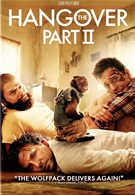 The Hangover Part II DVD Movie