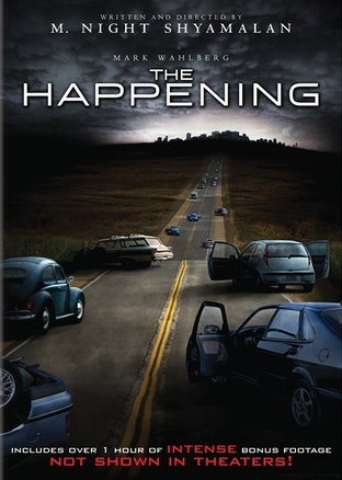 The Happening DVD Movie