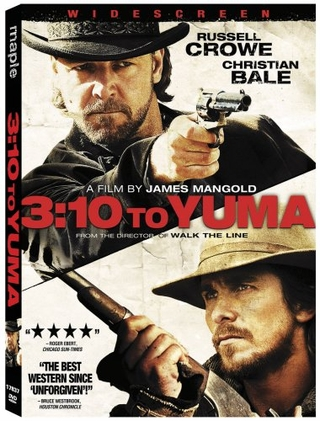 3:10 To Yuma DVD Movie