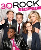 30 Rock Season 6 DVD