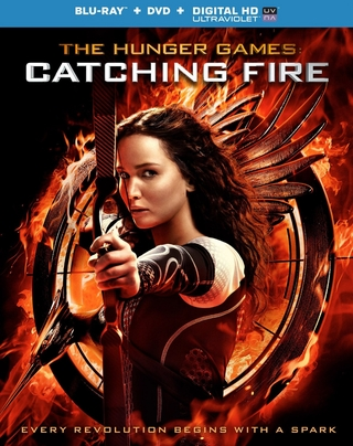 The Hunger Games: Catching Fire (DVD + Blu-ray  + UltraViolet Digital Copy)