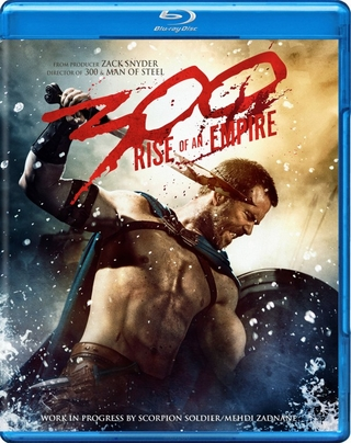 300: Rise of an Empire Blu-ray (USED)