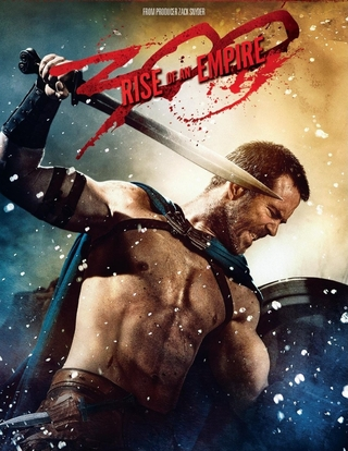 300 Rise Of An Empire DVD (USED)