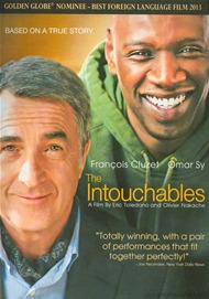 The Intouchables DVD Movie